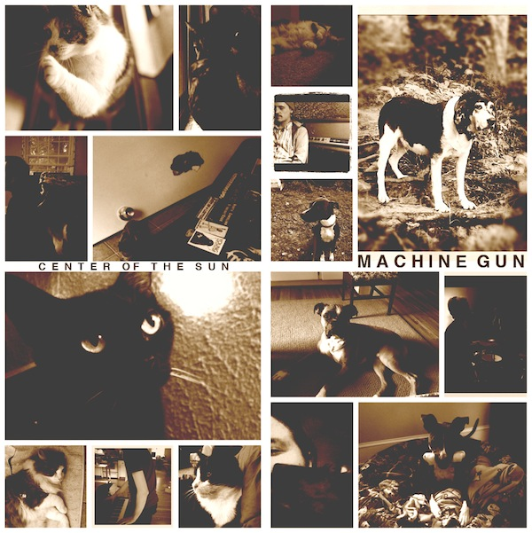 Center of the Sun - Machine Gun