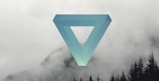 Isosine Mountain Logo