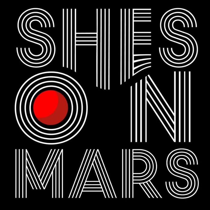 She's On Mars - Pale Blue Mote Of Dust
